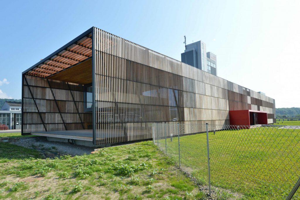 Neubau Firmenzentrale Garant.Haus