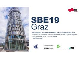 Call for Abstracts: SBE19 Graz | Deadline verlängert