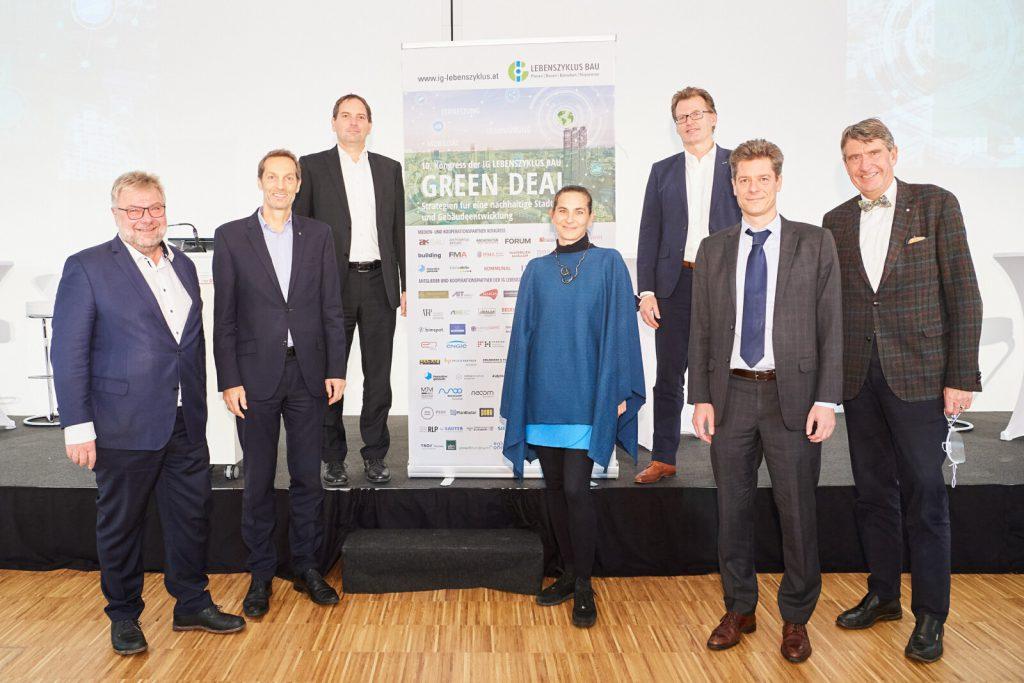 10 Kongress IG Lebenszyklus Bau, 20.10.2020, Wien