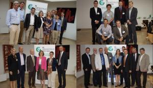 Die ersten Arbeitsgruppen 2012: Planung, Errichtung, Finanzierung und Betrieb.