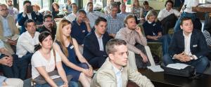 Digital Innovation Challenge im 25hours Hotel 2017: Digitale Innovationen in der Branche werden anhand konkreter Herausforderungen herausgearbeitet