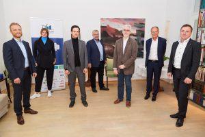 """Vorrangiges Ziel des Innovationslabors """"Digital findet Stadt"""