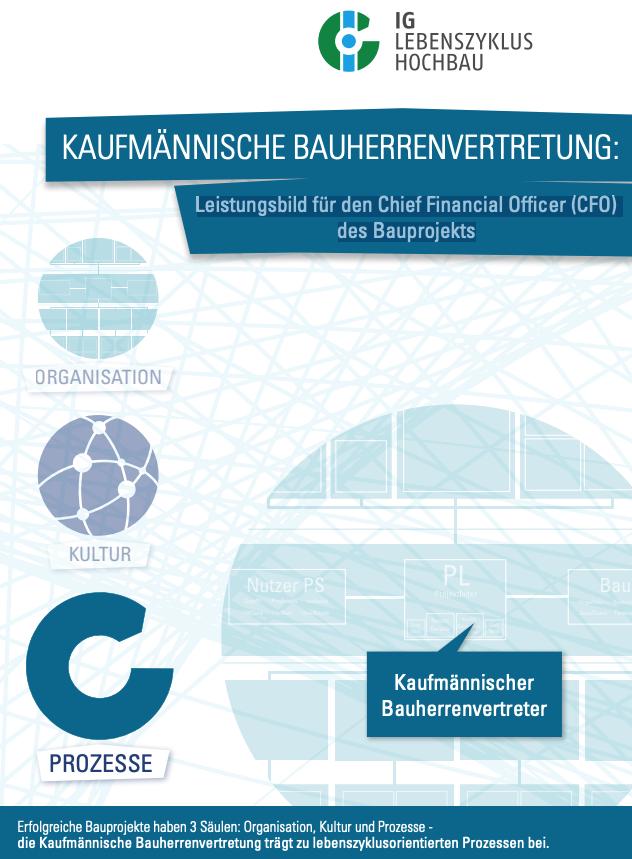 Leistungsbild Kaufmännische Bauherrenvertretung (2015)