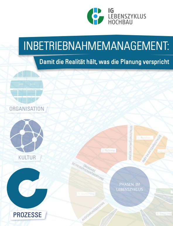 Inbetriebnahmemanagement – Fachleitfaden mit Leistungsbild (2015)