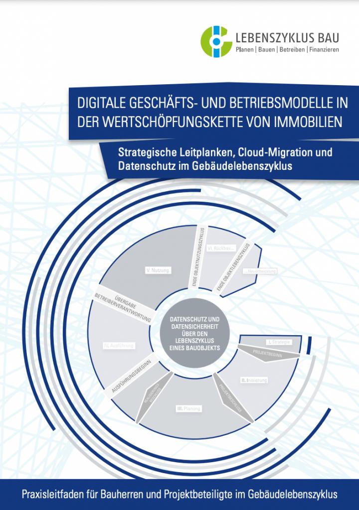 Digitale Geschäfts- und Betriebsmodelle in der Wertschöpfungskette von Immobilien (2018)