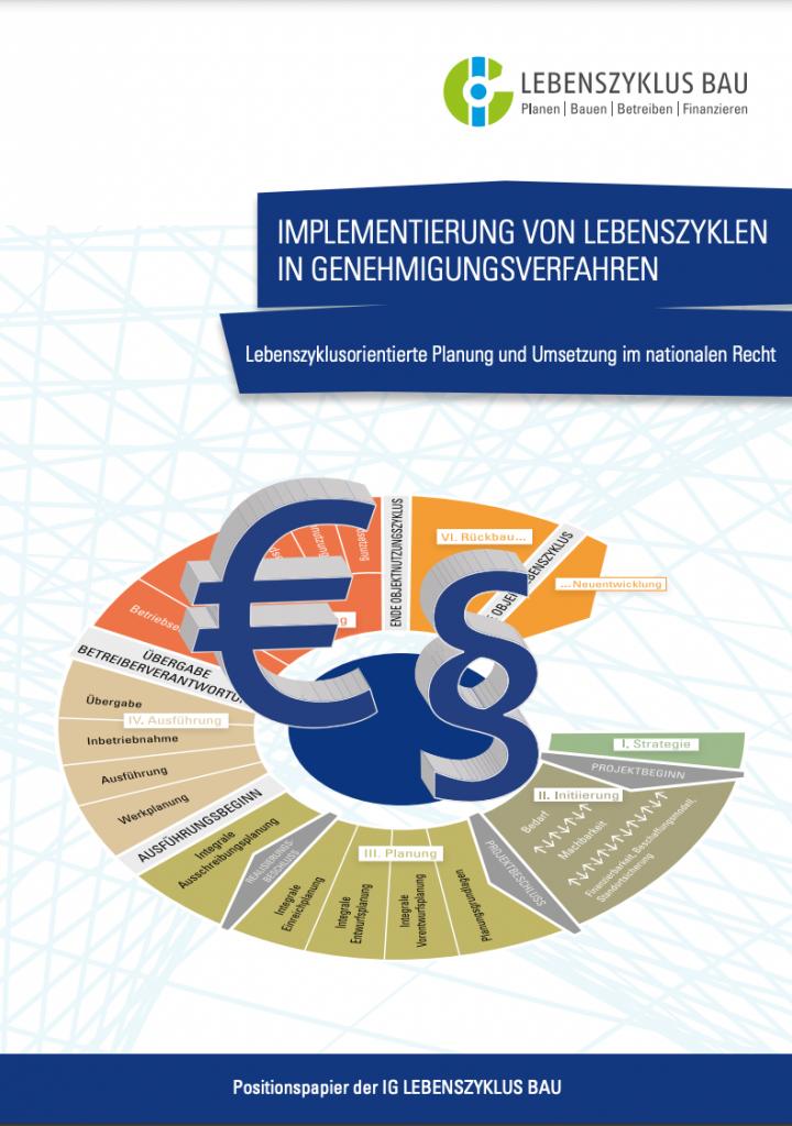 Implementierung von Lebenszyklen in Genehmigungsverfahren (2019)