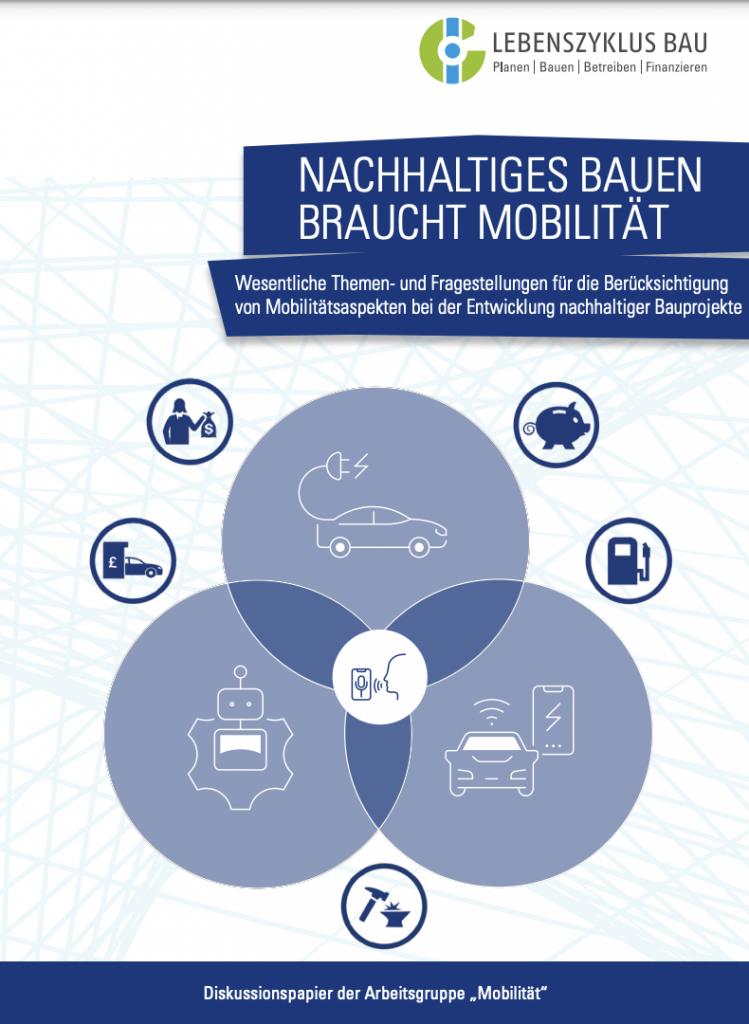 Nachhaltiges Bauen braucht Mobilität (2019)