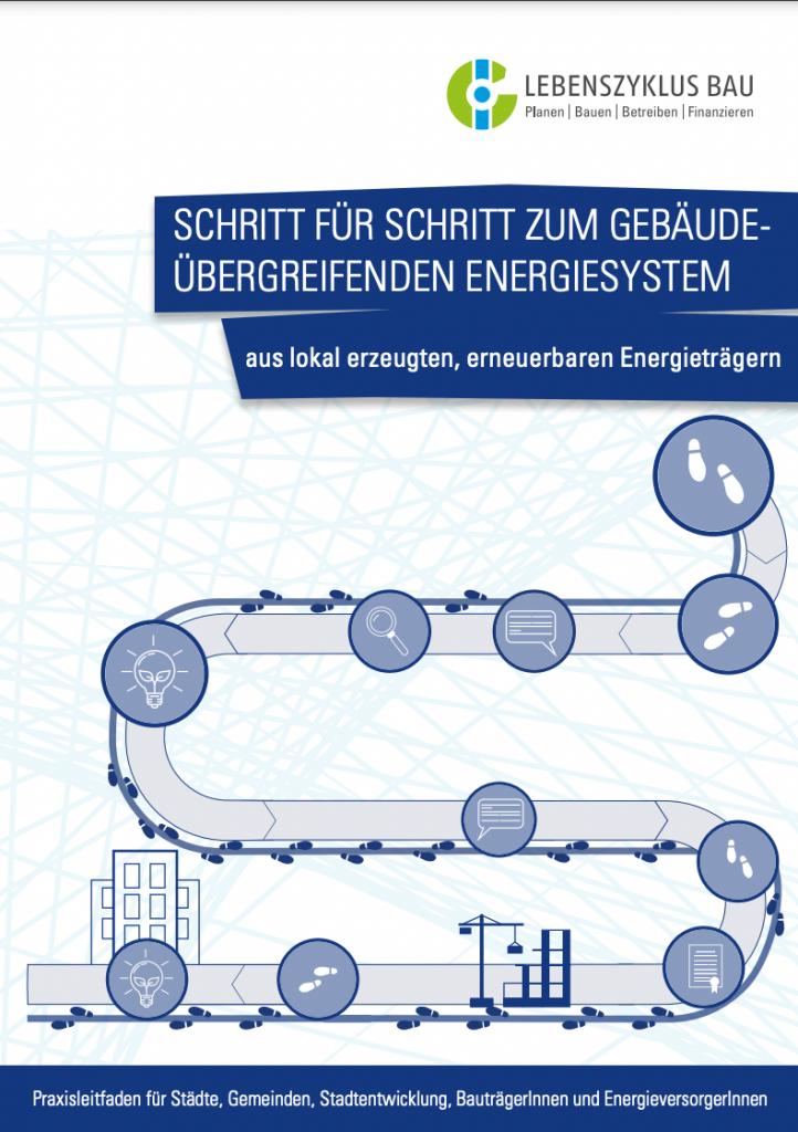 Schritt für Schritt zum gebäudeübergreifenden Energiesystem aus lokal erzeugten, erneuerbaren Energieträgern (2019)